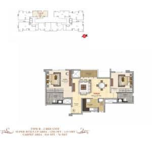 Prestige-MSR-Type-B-Floor-Plan