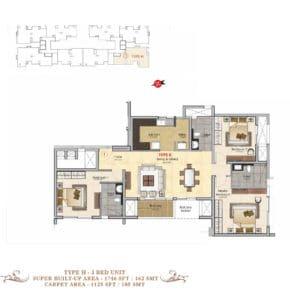 Prestige-MSR-Type-H-Floor-Plan