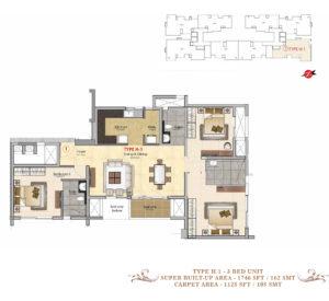 Prestige-MSR-Type-H1-Floor-Plan