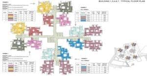 prestige-falcon-city-typical-floor-plan