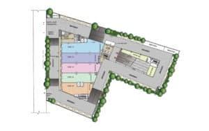 prestige north point ground floor