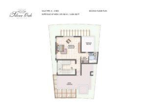 villa-type-a-4-bed-second-floor-plan-min