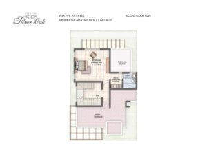 villa-type-a1-4-bed-second-floor-plan-min