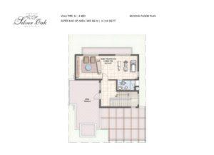 villa-type-b-4-bed-second-floor-plan-min