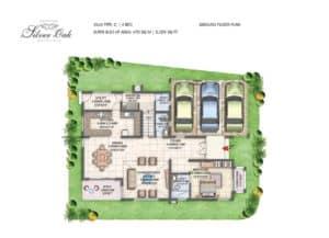 villa-type-c-4-bed-ground-floor-plan-min