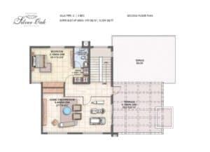 villa-type-c-4-bed-second-floor-plan-min