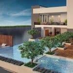 Concorde Auriga swimming pool