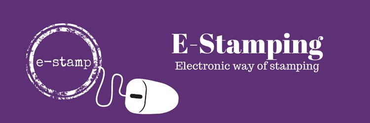 E-Stamping