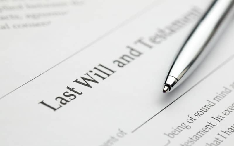 What must one know while preparing a Will in the intestate succession law