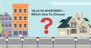 Villa Vs Apartment