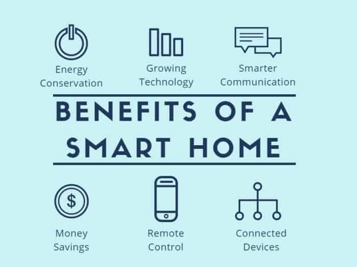 What Are The Benefits Of Smart Home Devices