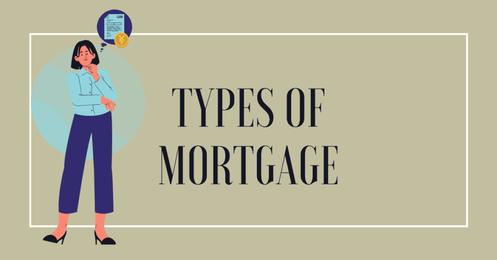 What Are The Types of Mortgages