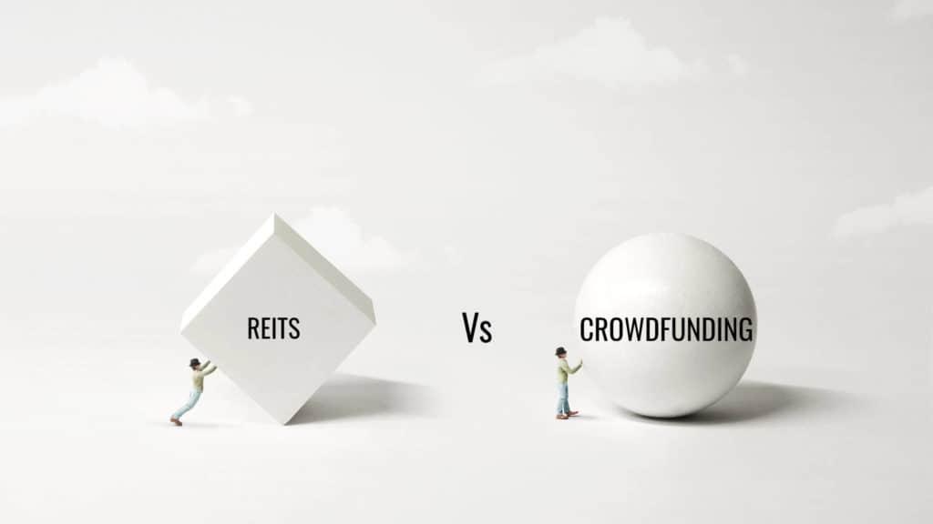 REITs vs Crowdfunding India