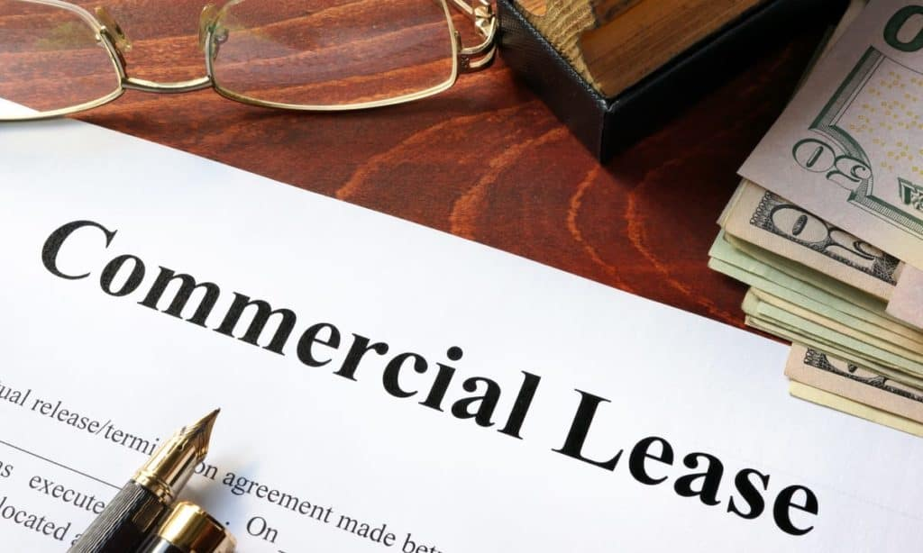 What Is A Commercial Lease