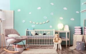 Designing A Baby's Room