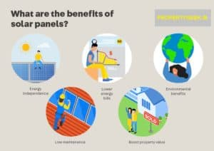 What Are The 5 Benefits Of Solar Panels For Your Home