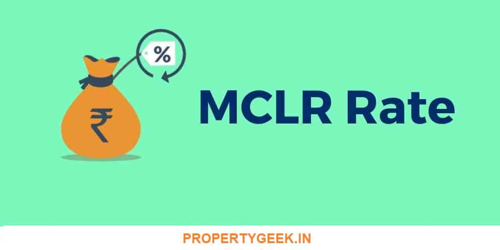 MCLR Rate For A Home Loan