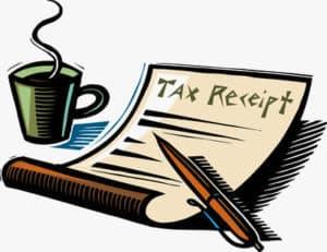 Property Tax Receipts