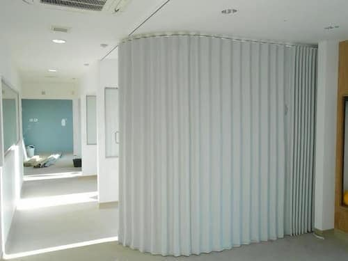Partition Wall Material- Galvanized Sheets or Asbestos Sheets
