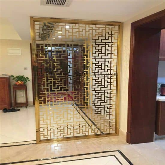 Partition Wall Material: Metal Lath