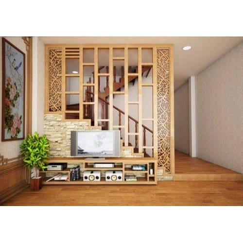 Partition Wall Material - Wooden